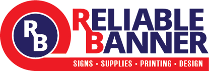 Reliable Banner Logo